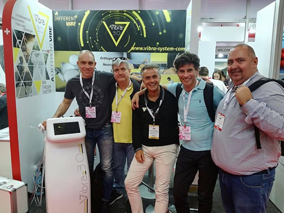 VIBRA - Arab Health 2019
