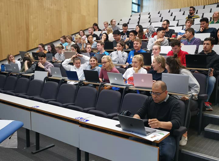 Congreso monotemático inglés sobre Vibra 3.0 y Vibra GO - Departamento de Fisioterapia de la Universidad de Birmingham
