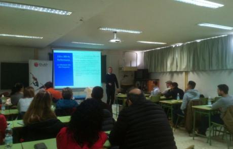 Vibra 3.0 protagonista al Consiglio Superiore dello Sport a Madrid