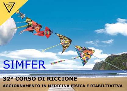 32° Corso di Riccione – Aggiornamento in Medicina Fisica e Riabilitativa