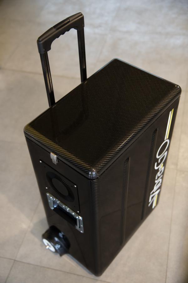 Vibra Go - trolley da viaggio