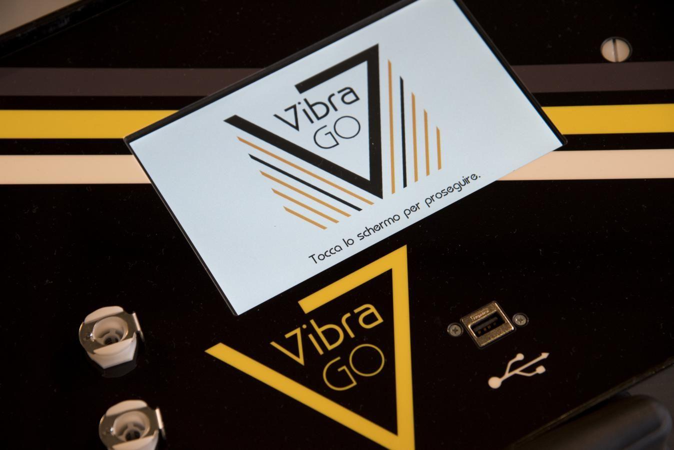 """Vibra Go - schermo touchscreen 7"""""""