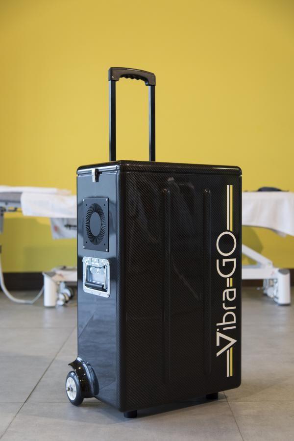 Vibra Go - dispositivo medico portatile